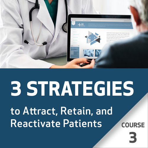 3 Strategies to Build a Strong Practice - Course 3