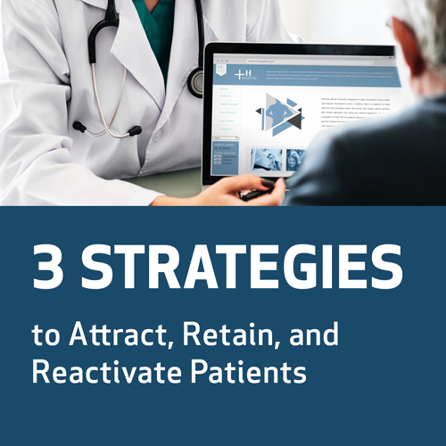 3 Strategies to Build a Strong Practice