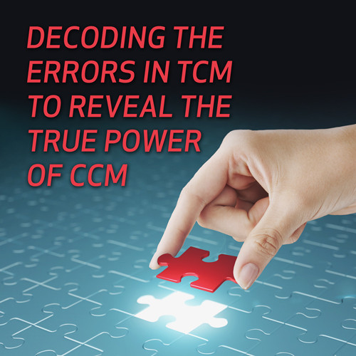 Decoding the Errors in TCM to Reveal the True Power of CCM
