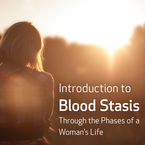 Introduction to Blood Stasis Through the Phases of a Woman's Life