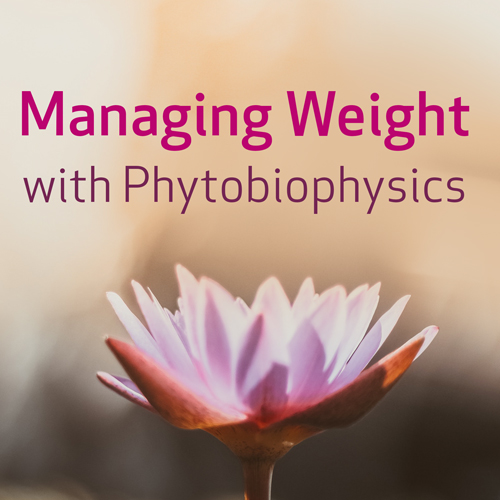 Managing Weight with Phytobiophysics