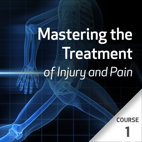 Mastering the Treatment of Injury and Pain Series - Course 1