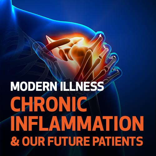 Modern Illness, Chronic Inflammation & Our Future Patients
