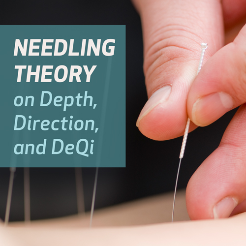 Needling Theory on Depth, Direction, and DeQi