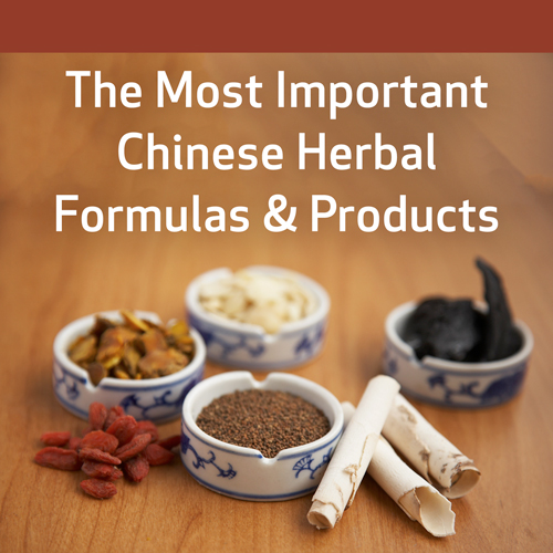The Most Important Chinese Herbal Formulas