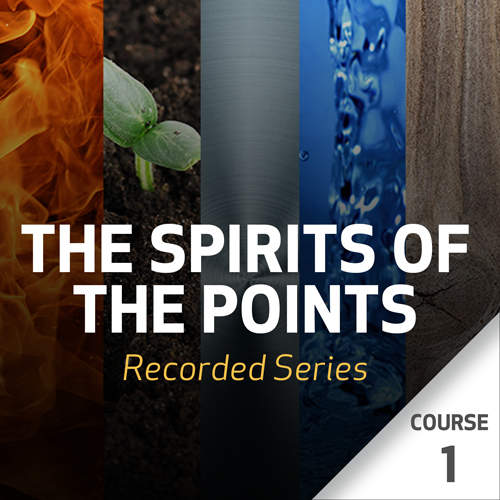 The Spirits of the Points - Course 1