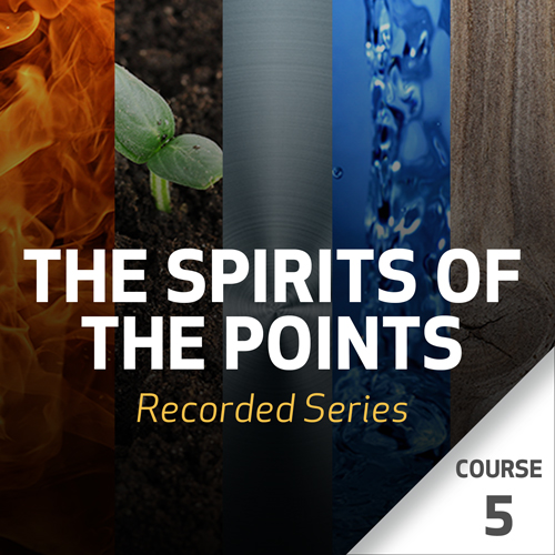 The Spirits of the Points - Course 5