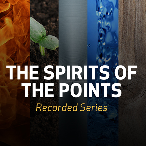 The Spirits of the Points