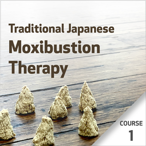 Traditional Japanese Moxibustion  (Okyu) Therapy Series - Course 1