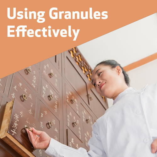 Using Granules Effectively